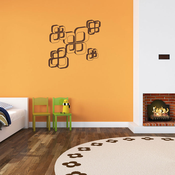 Like Retro Wall Decal
