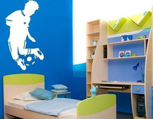 Little Kicker-Wall Decals-Style and Apply