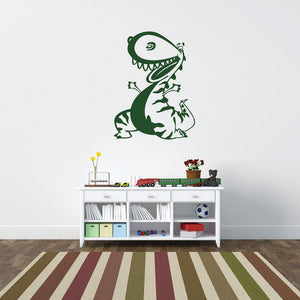 Little Dino Decal | Style & Apply-Wall Decals-Style and Apply