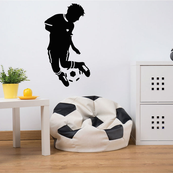 Little Kicker Wall Decal