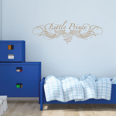 Little Prince-Wall Decals-Style and Apply