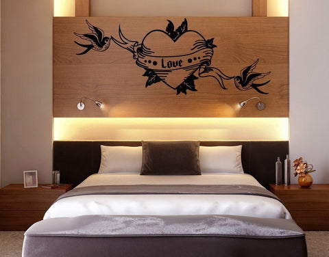 Love is Hope Wall Decal-Wall Decals-Style and Apply
