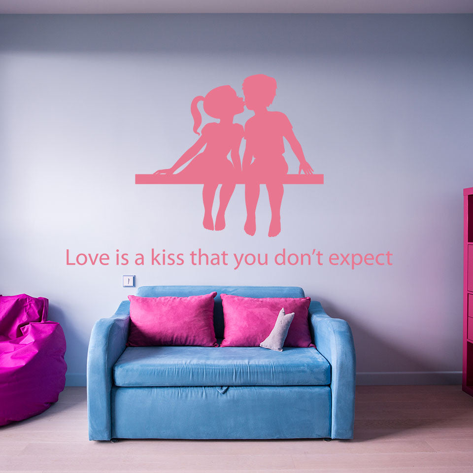 Love Wall Decal Style And Apply