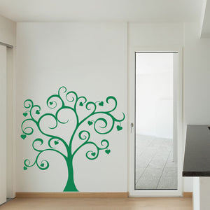 Love Tree-Wall Decal