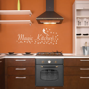 Magic Kitchen-Wall Decal
