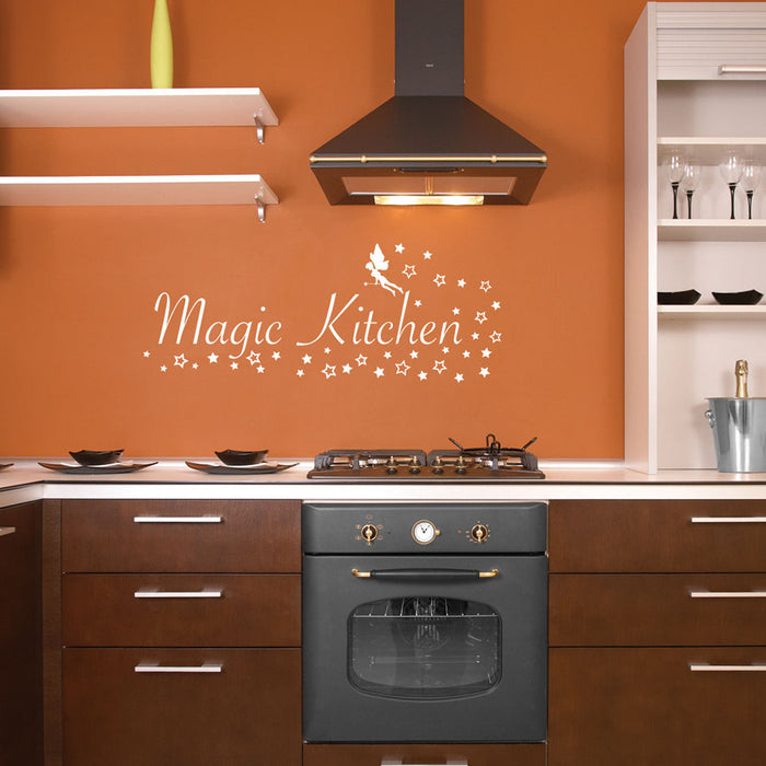 Magic Kitchen Wall Decal