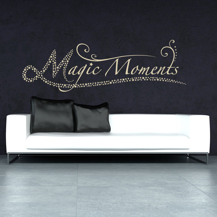 Magic Moments Decal