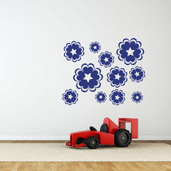 Meadow Flowers-Wall Decal