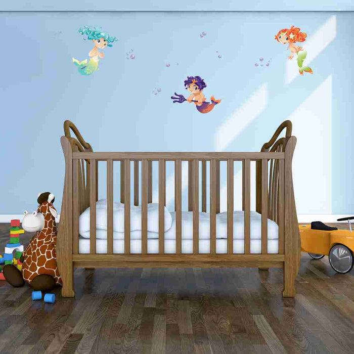 Mermaids Wall Decal
