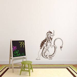 Monster Decal-Wall Decals-Style and Apply