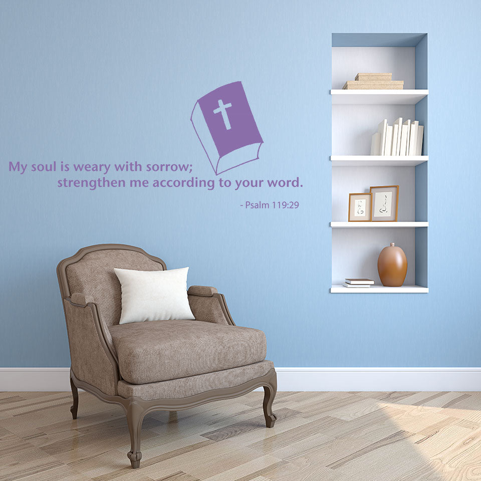 My Soul-Wall Decal