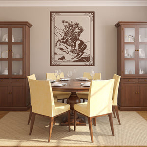 Napoleon-Wall Decal