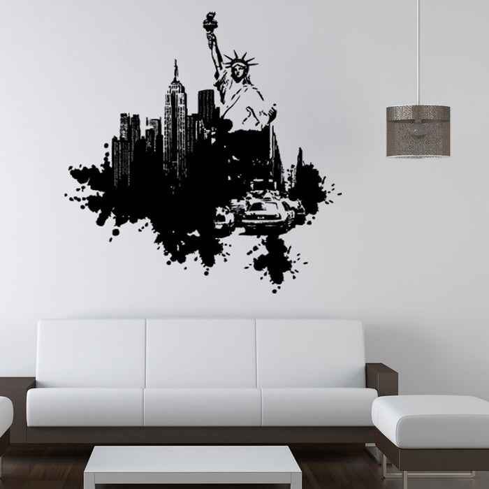 New York Streetart Decal
