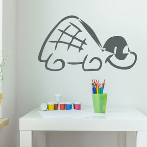 Turtle-Wall Decals-Style and Apply
