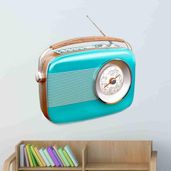 Old Radio Wall Decal