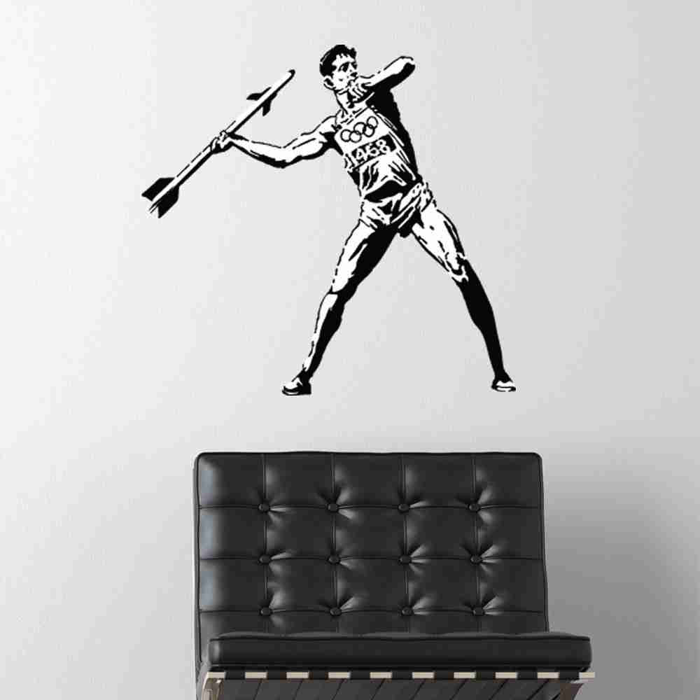 Olympic Threat Banksy Wall Decal-Wall Decals-Style and Apply