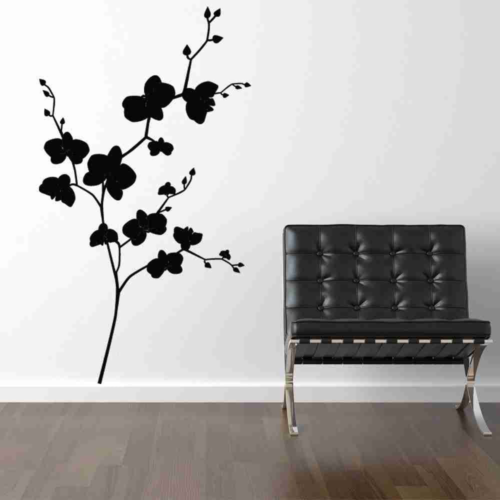 Orchids Wall Decal-Wall Decals-Style and Apply