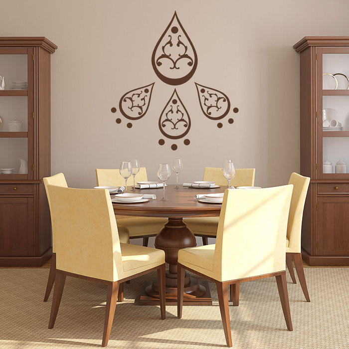 Orient Style Wall Decal