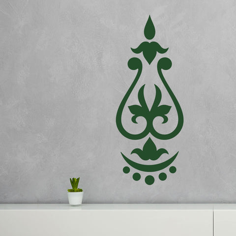 Orient Ornament Decal