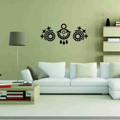Ornament Wall Decal-Wall Decals-Style and Apply
