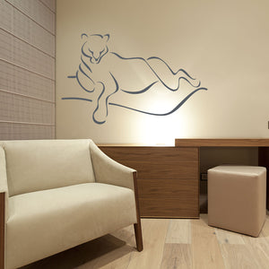 Panther-Wall Decal