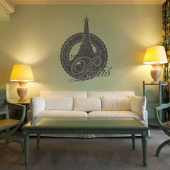 Paris Wall Decal