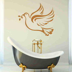Peace Dove Wall Decals