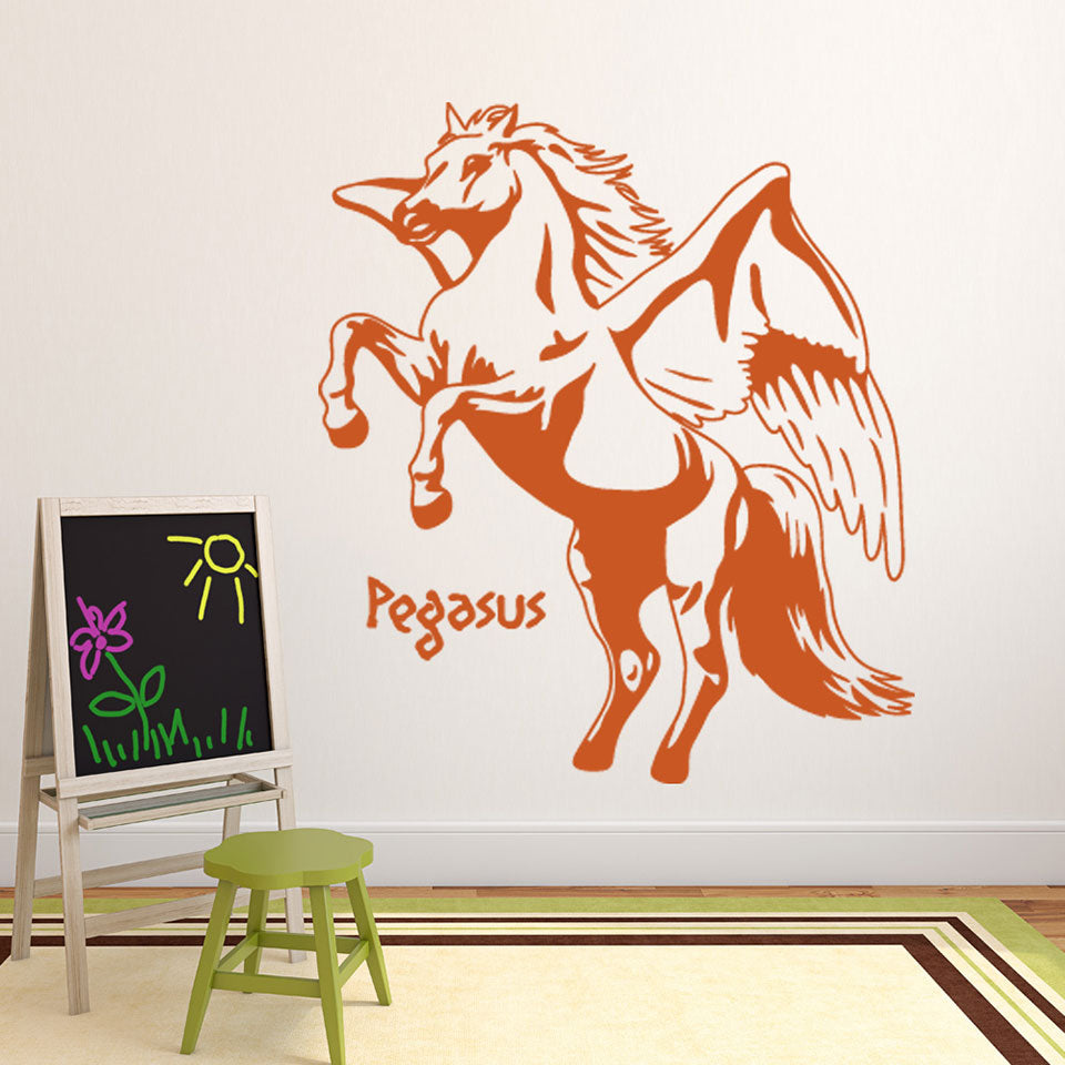 Pegasus-Wall Decal