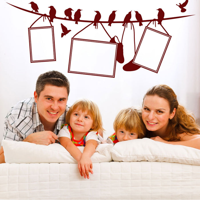Picture Line Wall Decal
