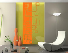 Polygon-Wall Decals-Style and Apply