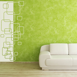 Polygon-Wall Decal