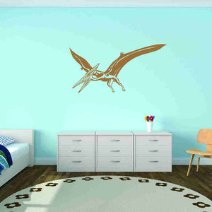 Pterosaur Wall Decal-Wall Decals-Style and Apply
