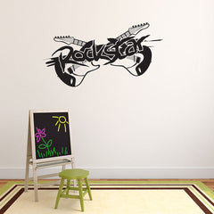 Rockstar Wall Decal