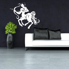 Sagittarius-Wall Decal