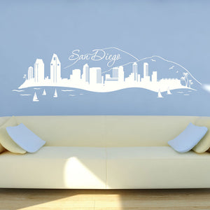 san_diego_skyline_wall_decal