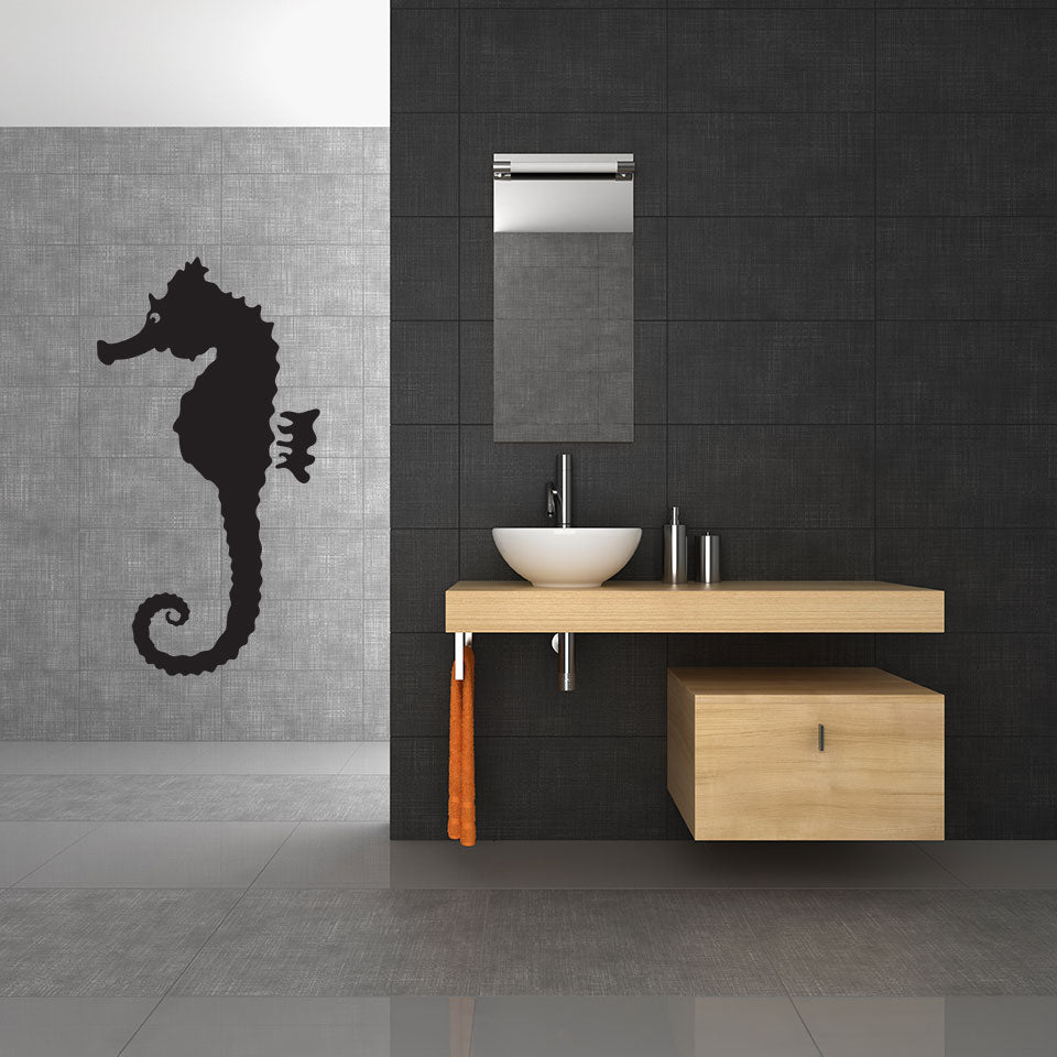 Sea Horse-Wall Decal