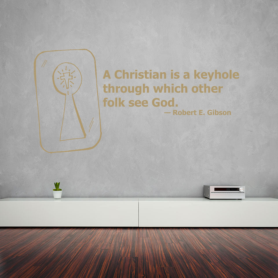 See God-Wall Decal