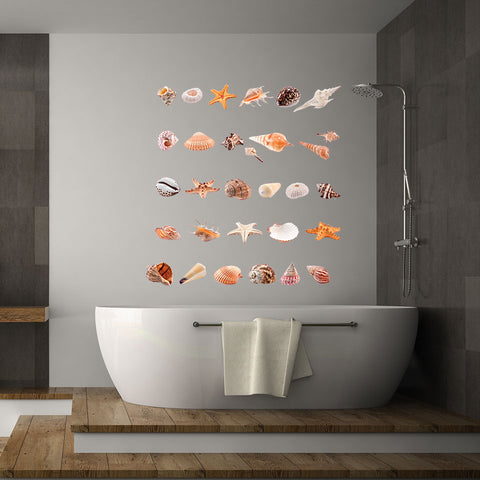 bathroom wall decals | bathroom wall art | bathroom wall stickers