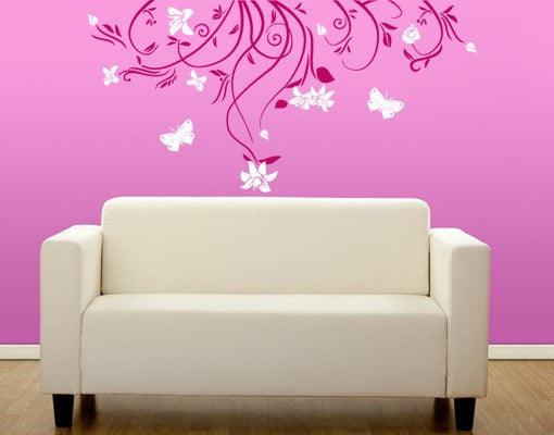 Sky Twines-Wall Decals-Style and Apply