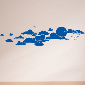 Sky-Wall Decal