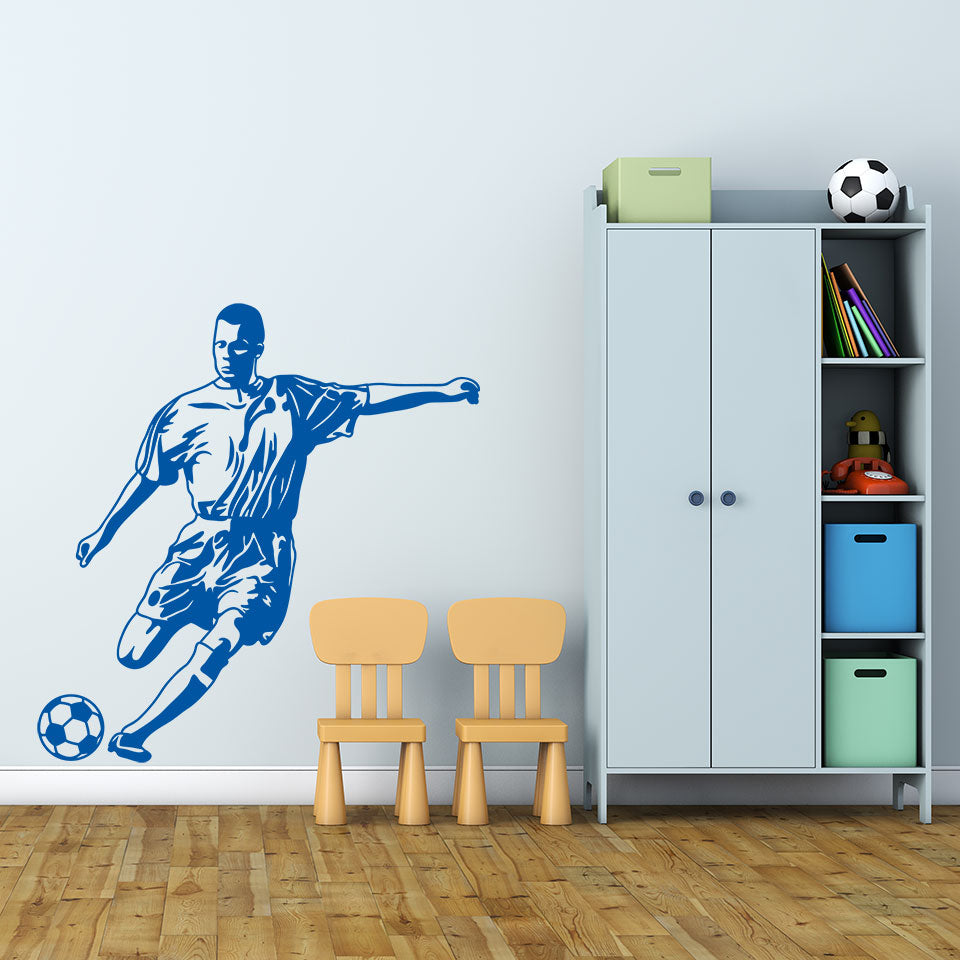 Striker-Wall Decal