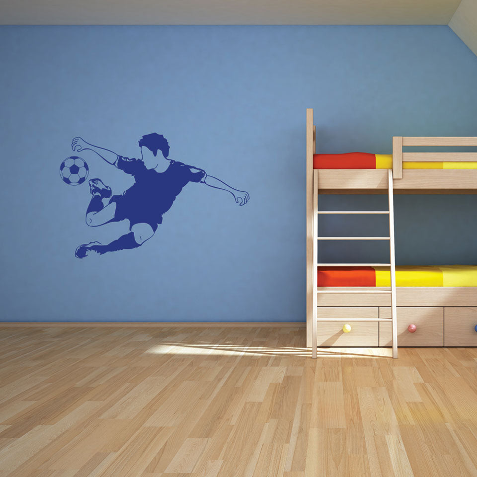 Soccer Star-Wall Decal