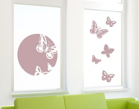 Spring Awekening-Window Decals-Style and Apply