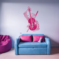 Spring Melody Wall Decal