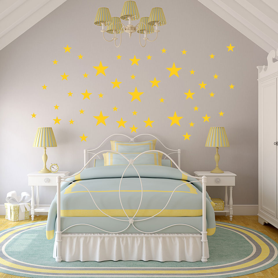 Starry Dome Set Decal