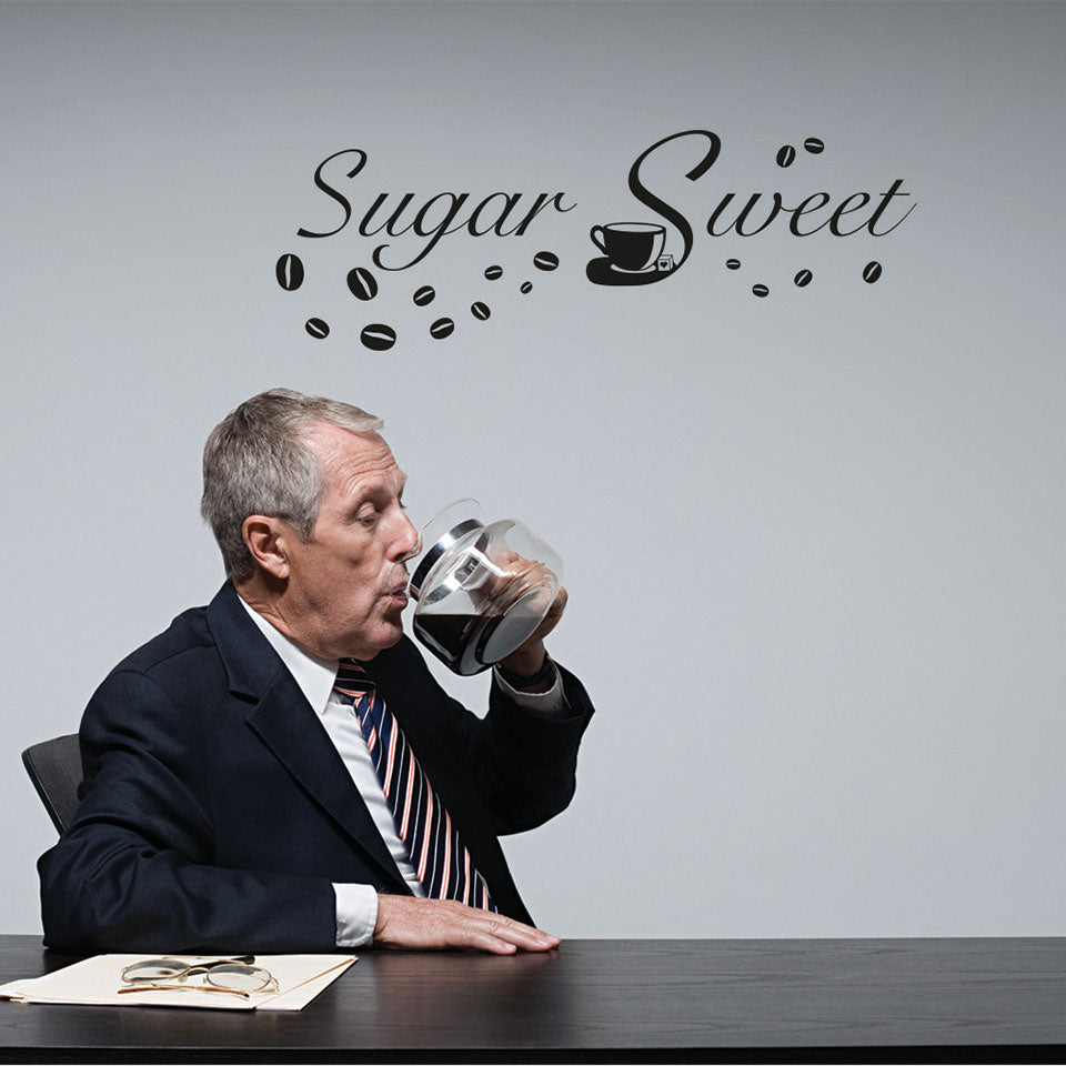 Sugar Sweet-Wall Decal