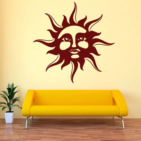 Sun-Wall Decals
