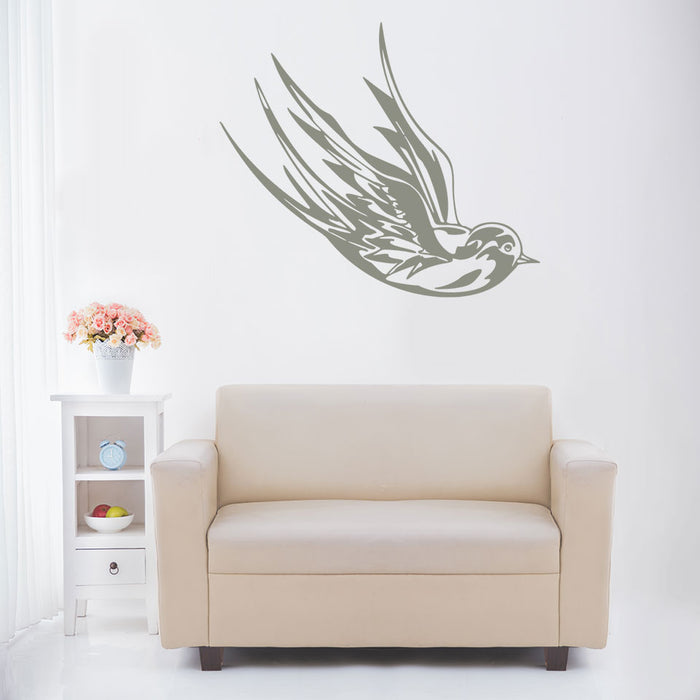 Swallow Wall Decal