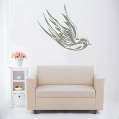 Swallow-Wall Decal