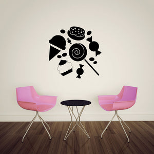 Sweets-Wall Decal